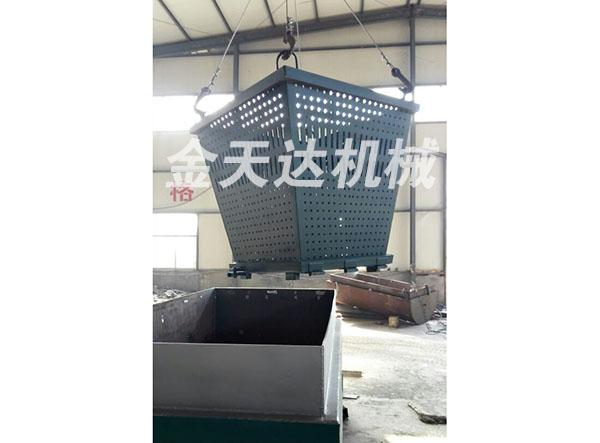 动物油清洗解冻设备